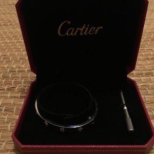 Diamond Cartier Bracelet
